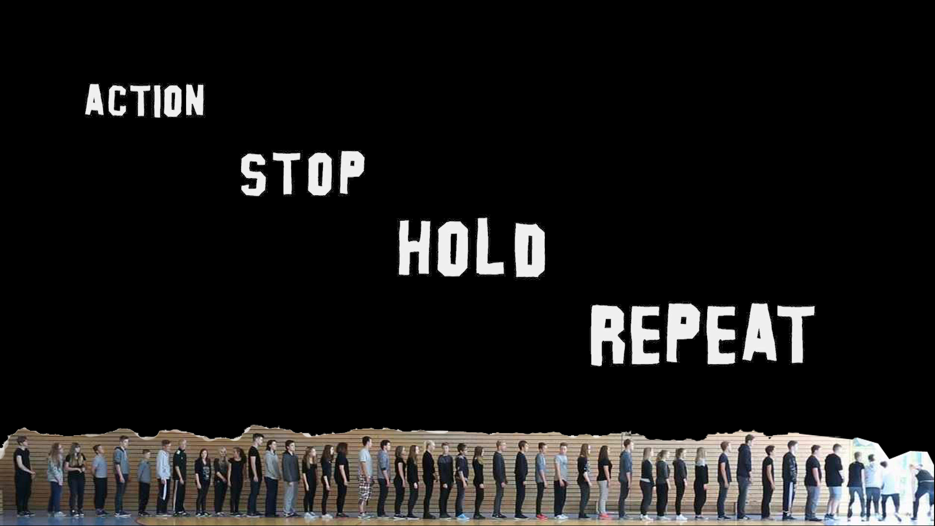 ACTION-STOP-HOLD-REPEAT